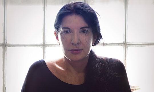 מרינה אברמוביץ'. מתוך אתר