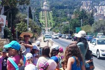 Discovering Haifa City