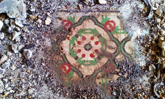 Documentation of residential floors, Wadi Salib