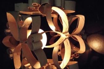 סדנת מנורות דקורטיביות