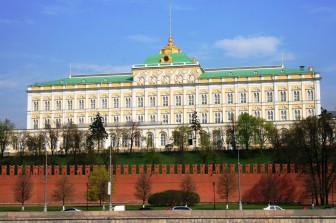 הקרמלין של מוסקבה: לבה של רוסיה
