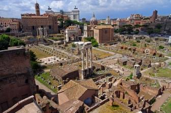 אמנות בשירות שלטון רומא