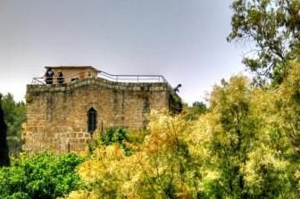 מבצרים צלבניים בגליל המערבי