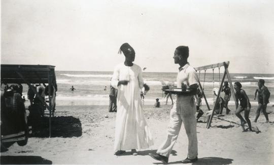 צלם לא ידוע, חוף כיאט, חיפה