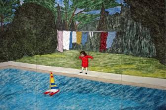 אבן נייר ומספריים: אמנות ומשחק