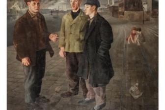"""הדרכות ברוסית בתערוכה """"הרמן שטרוק: אמן יהודי ציוני"""""""