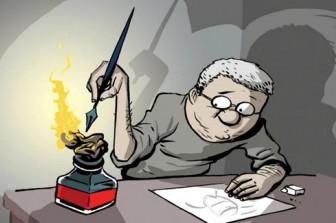 סדנה עם יוצר הקומיקס אורי פינק