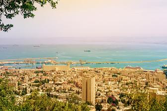 סיור נוף בין ערביים