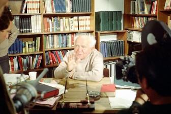 בן גוריון, אפילוג / Ben Gurion, Epilogue