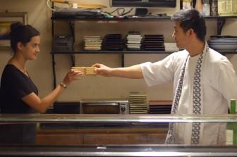 אוניגירי סרט: איסט סייד סושי / East Side Sushi