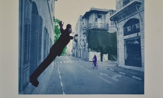 Shahar Marcus,Leap of Faith, 2012 From the video