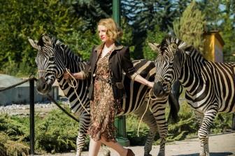אשתו של שומר גן החיות / The Zookeeper's Wife