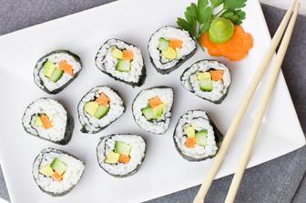 סדנה מיוחדת: סדנת בישול יפני