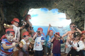 קייטנת קיץ: נפלאות עולם הים