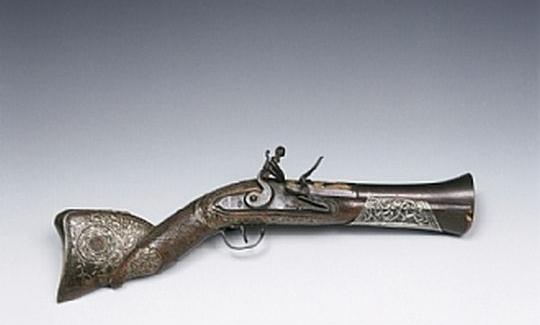בלאנדרבאס, המאה ה־18, תורכיה