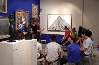 אמנות, יהדות ומה שביניהם: העולם החזותי של עם הספר