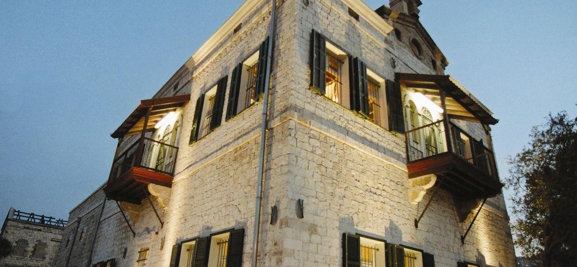 <p>מוזיאון העיר שוכן במושבה הגרמנית שוקקת החיים</p>