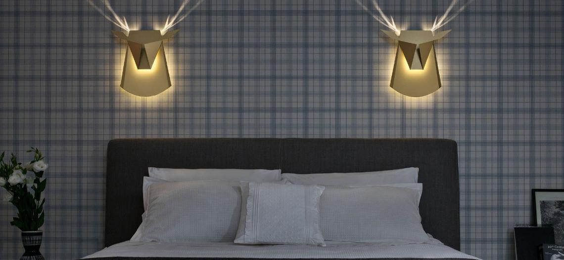מנורות pop-up lighting לעיצוב הבית